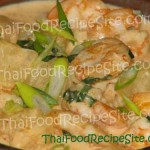Kaeng Khua Saparot (Thai Prawn Pineapple Curry)