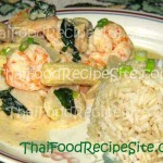 Thai Shrimp Curry CoconutMilk
