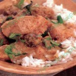 Chicken Mushroom Curry